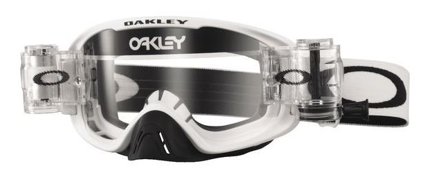 Roll off Goggle lenses