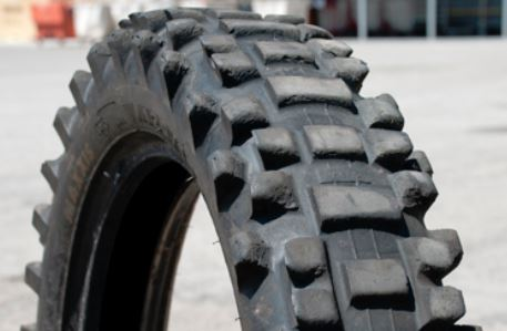 when to change a dirt bike tire
