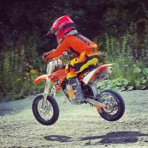 Best Kids dirt bikes boots
