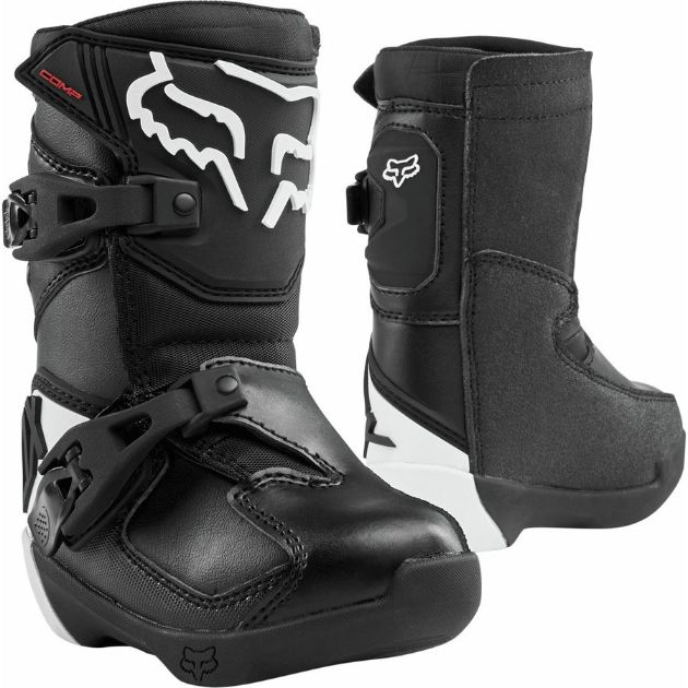 Fox Racing Comp Kids Boots