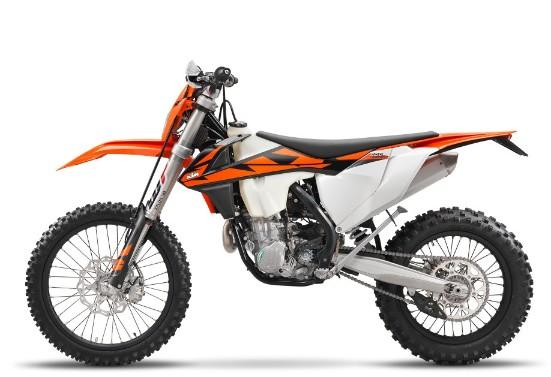 KTM dirt bike brand