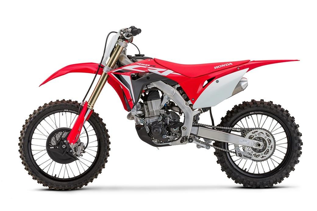 Honda dirt bike brand