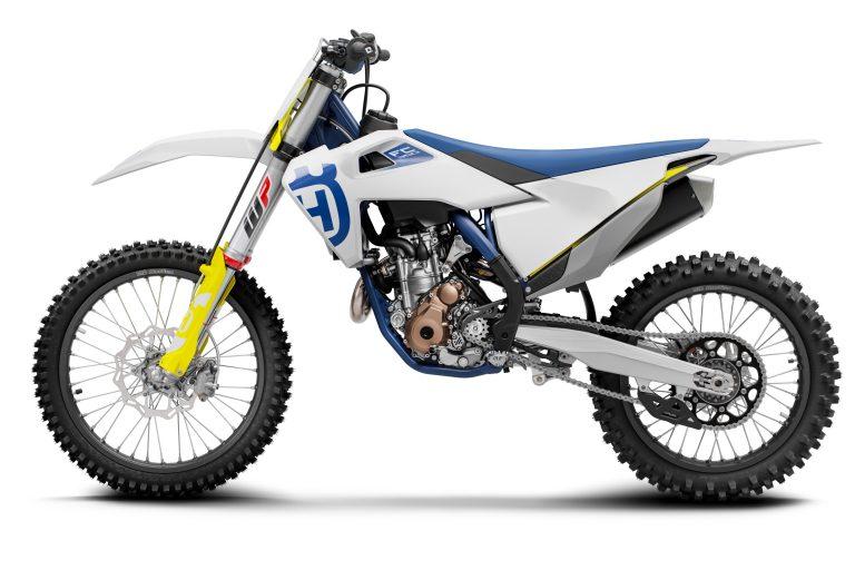 Husqvarna dirt bike brand