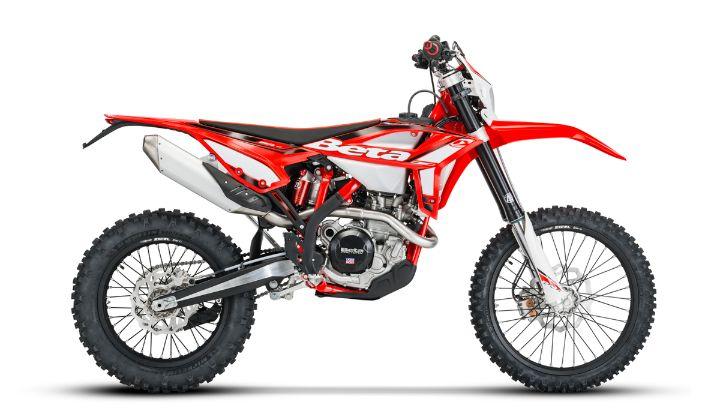 Beta dirt bike brand