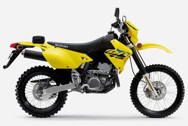 Suzuki dirt bike brand