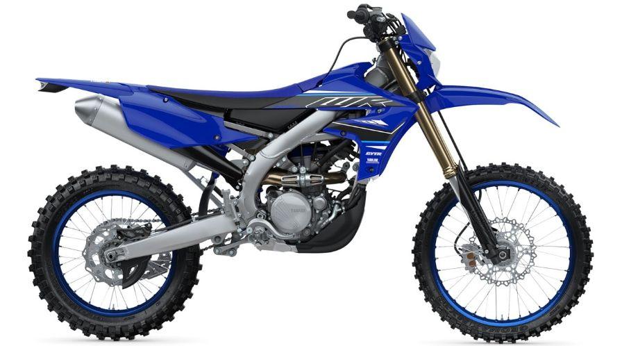 Yamaha dirt bike brand